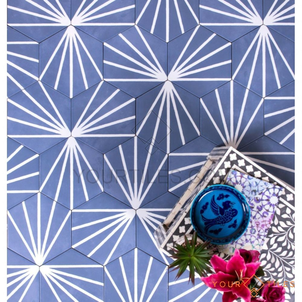 Starburst - Water Lily Hex Collection