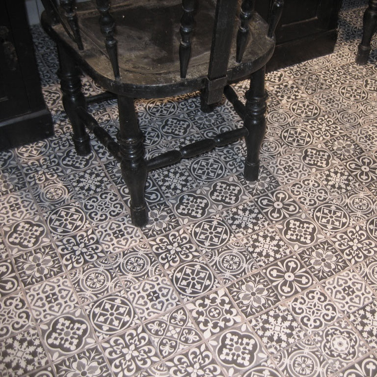 Patchwork & Patterned Tiles