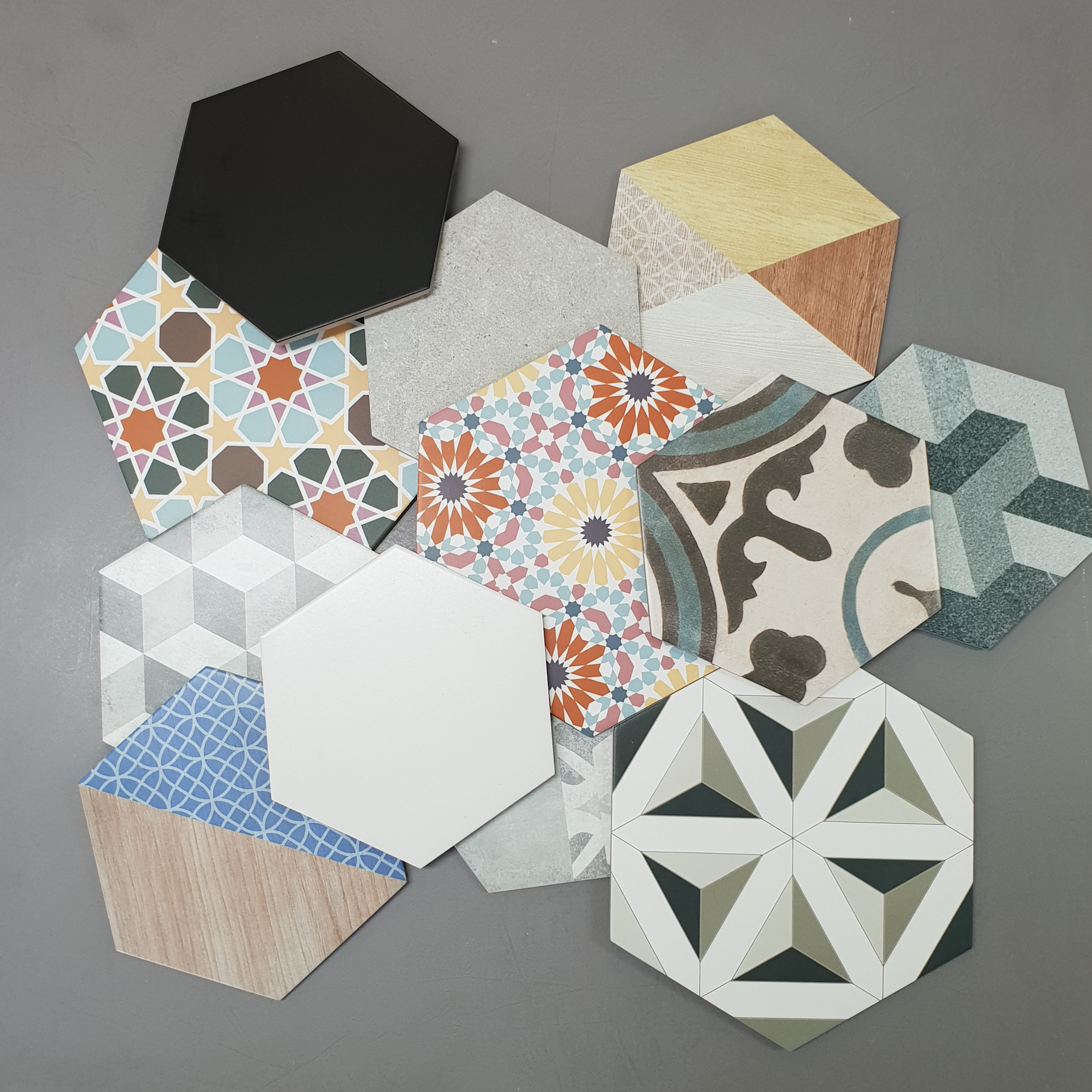 Hexagon / Octagonal Tiles