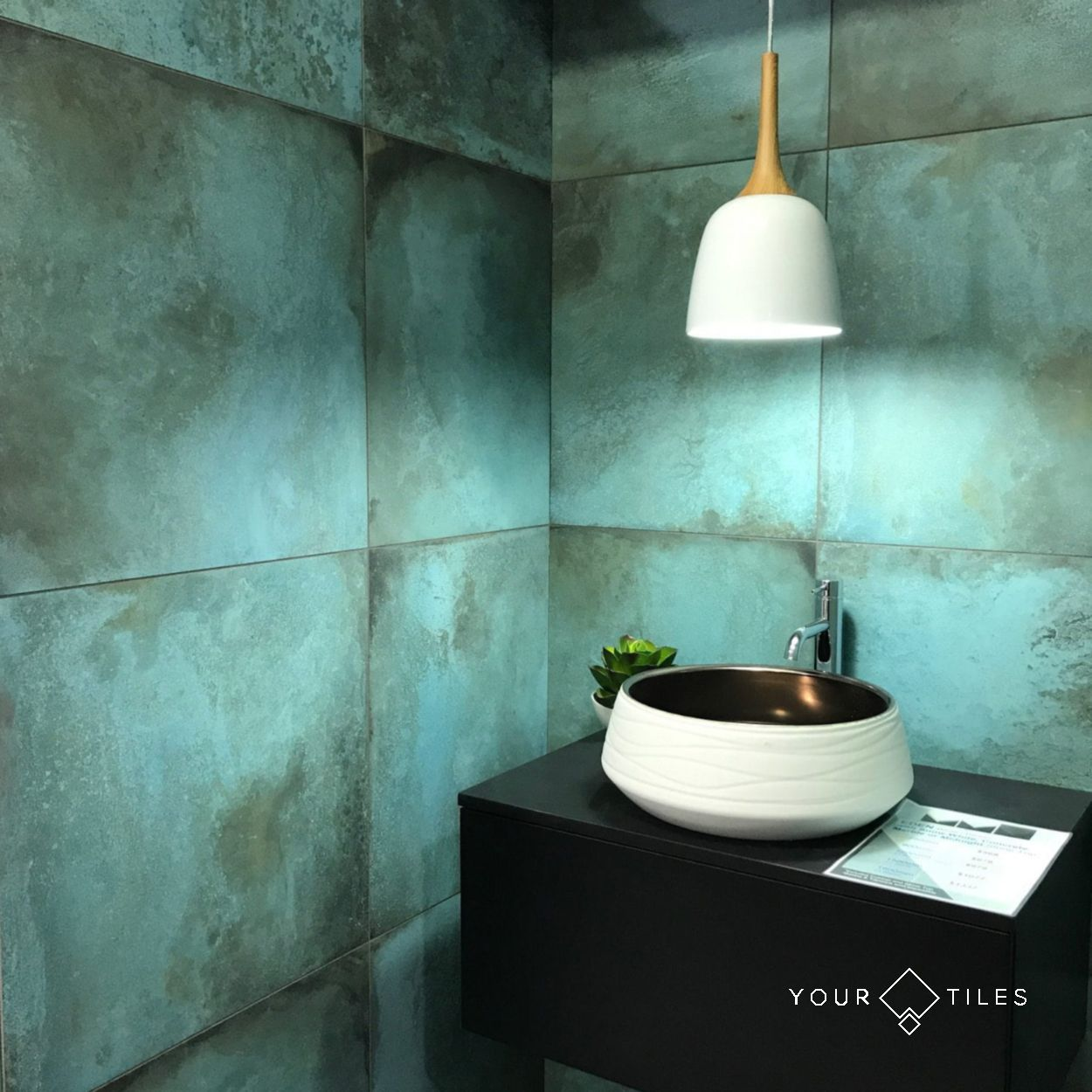 Verde Oxide Metallic Collection