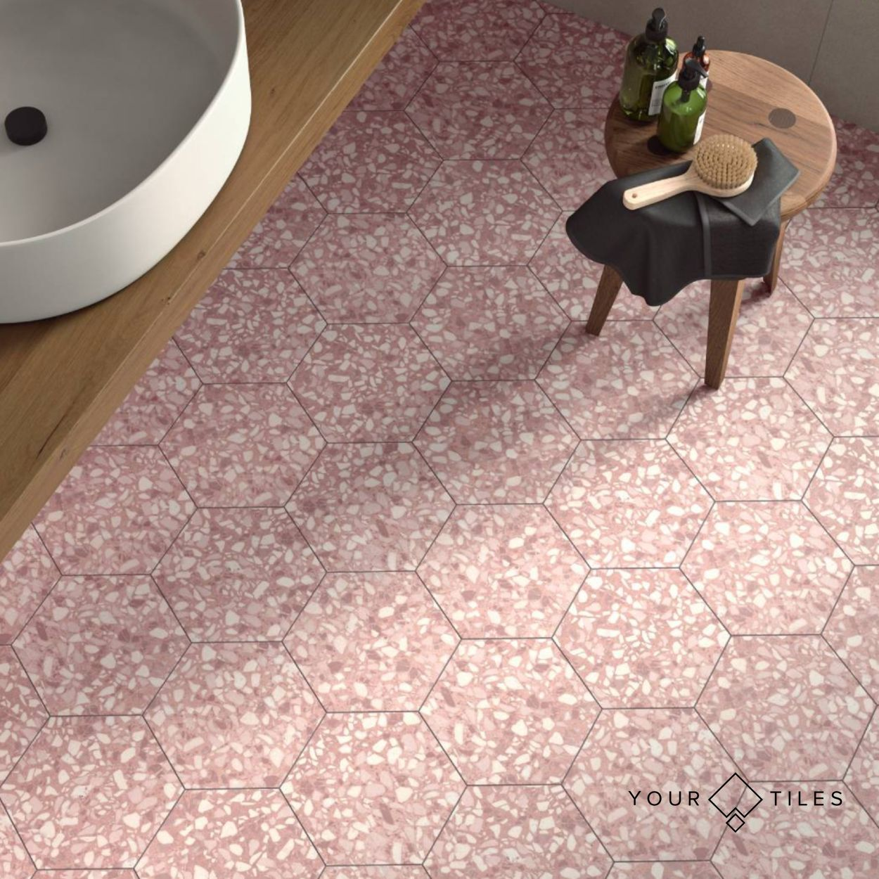 Terrazzo Chunks Collection